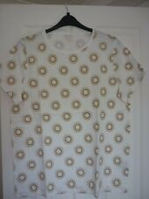 Boden Make a Statement Cotton Tee Size S WO077