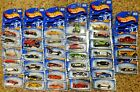 Hot Wheels 2001 1st Editions. 1-34, 36. 35 of the 36 1st Edition vehicles.