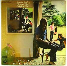 "2x 12"" LP - Pink Floyd - Ummagumma - A3851 - washed & cleaned"