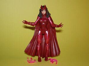 Marvel Legends Family Matters X-Men Scarlet Witch Loose