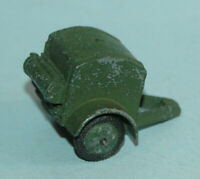 DINKY TOYS Meccano England original #151d WATER TRAILER olive green pre war 1938