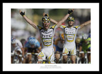 Mark Cavendish 2009 Tour de France 6th Stage Win Cycling Photo Memorabilia (439)