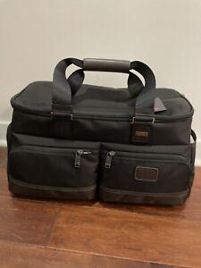 Brand NEW RARE Tumi McMillin Gym Bag Hickory Brown 02223403HKO
