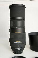 Sigma DG 150-500mm 1:5-6.3 APO HSM OS für Nikon