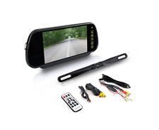 Pyle PLCM7400BT Bluetooth Backup Camera Parking Monitor Reverse Safety Car Truck