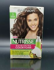 Garnier Nutrisse Nourishing Color Foam #5 Medium Brown