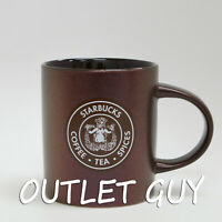 The First Starbucks Store Pike Place Original Logo Ceramic Mug Cup 12 oz