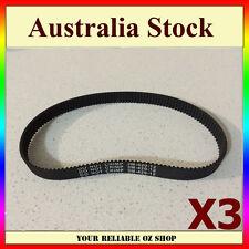 3X Drive Belts HTD 420 3M 12 ELECTRIC RAZOR SCOOTER PULSE BIKE ROCKET Timing