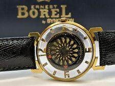 Ernest Borel Cocktail Kaleidoscopic Handing Winding Watch - Box Included