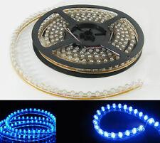 LED Lighting Strip Flexible Glow 12V Light Lamp Bar Roll Auto 8ft feet Blue