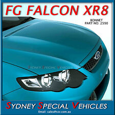 FALCON FG XR8 FPV GT BOSS BONNET STEEL - BRAND NEW! - FITS XR6