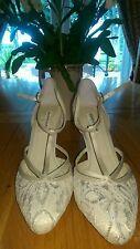Benjamin Adams Mid Heel (1.5-3 in.) Bridal Shoes