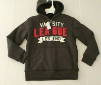 Boys NWT THE CHILDRENS PLACE Sherpa Lined Hoodie size L