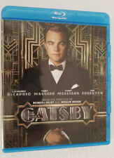 The Great Gatsby Blu-Ray - Like New Condition