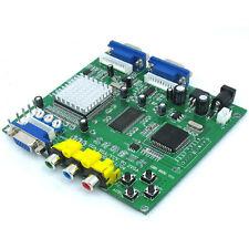 GBS8220 Arcade Game CGA/YUV/EGA/RGB Signal to VGA HD Video Converter Board G2W4