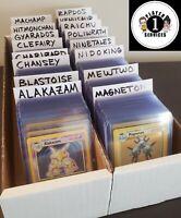 🥇 BASE SET HOLO RARE RANDOM POKEMON CARD 🥇 Authentic 1999 WOTC Gen 1 Pokémon