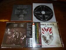 George Lynch / Kill All Control JAPAN Dokken KICP-1526 A2