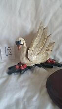 house of hatten HOH 12 Days of Christmas Ornament 1989 SWAN