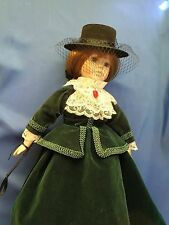 LEONARDO COLLECTION PORCELAIN DOLL IN RIDING HABIT H18""