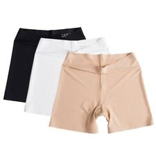 Women Safety Pants Stretch Panties Mini Short Pants Underwear Solid Color Summer