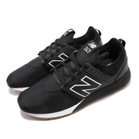 New Balance MRL247HH D Black White Gum Men Running Casual Shoe Sneaker MRL247HHD