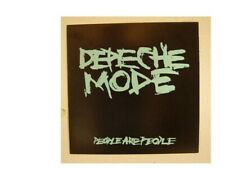 Depeche Mode Poster and Sticker People Are People Flat