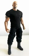 NOX-FF: FIGLot 1/12 Fast & Furious outfit set for Mattel Elite the Rock Figure