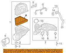 GM OEM-Air Filter 23321606