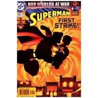 Superman (1987 series) #172 in Near Mint condition. DC comics [*9e]