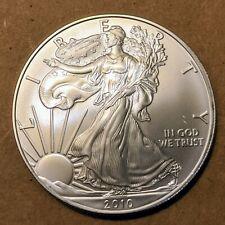 2010 American Eagle Silver Coin Bullion 1 oz .999 fine (Walking Liberty)