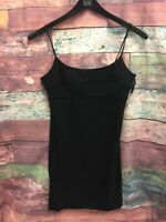 Womens Designer Rampage USA Size 9 Black Dress