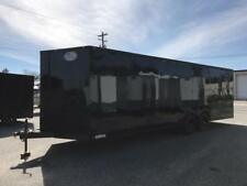 2021 8.5 X 20FT ENCLOSED DIAMOND CARGO TRAILER **Blackout Edition**