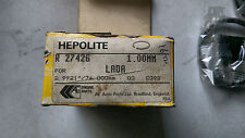 LADA PISTON RING SET KIT HEPOLITE R27426 1.0mm OVERSIZE FOR 76.000mm BORE.