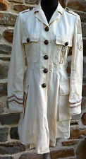 Veste - Coat - CHRISTIAN LACROIX -  Haute Couture  - 11 boutons bijoux - VINTAGE