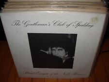 BOB DYLAN gentleman's club of spalding ( folk )
