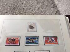 Berlino 1978 3 Set Timbri Non Montato Nuovo di zecca fondo di promozione sportiva ecc.