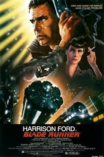 Blade Runner Movie Poster, Usa Version, (Size 24 x 36)