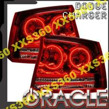 ORACLE Pre-Assembled Halo TAIL LIGHTS Dodge Charger 2005-2008 SMD/LED - PAIR