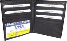 New Hipster man's wallet for USA Euro/International notes 9 card 2 bilfolds BN