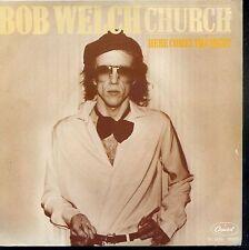 7inch BOB WELCH church HOLLAND1979 EX +PS