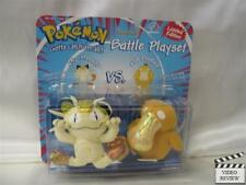 Pokemon Battle Playset - Meowth vs. Psyduck