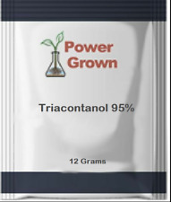 Triacontanol 90% 12 Grams, Comes w/detailed instructions. Made in America.