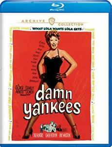 Damn Yankees Blu-ray NEW Fast Shipping