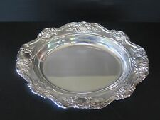 TOWLE VINTAGE SILVER PLATED BREAD TRAY