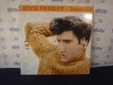 Elvis Presley, Sunshine Picture Disc, 2006 Comet - Sun Records, Universe UV 164