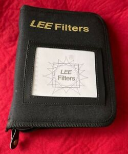 Lee Multi Filter Pouch for 10 100mm x 150mm resin filters, new, never used.