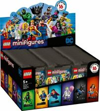 Lego Minifigures DC Super Heroes - Cheetah (numero 6)