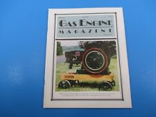 Gas Engine Magazine April 2000 1927 2-HP Stover KA #185516 Vol 35 #4 M2744