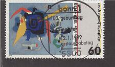 Michel-Nr. 1403 mit vollem ESST Bonn. Originalgummierung.