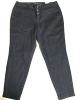 LANE BRYANT Women's Genius Fit Skinny Ankle Jeans size 14,16,20